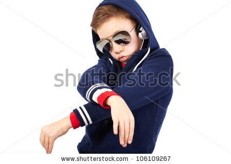 child rapper